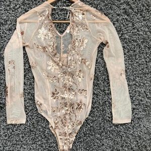 Tops - 🔥 sequence body suit 🔥